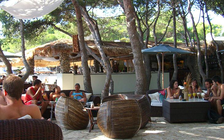 Stipanska bay nearby the island Hvar, Dalmatia, Croatia