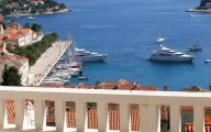 Accommodation in the town of Hvar