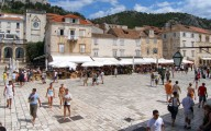 Square of St. Stephen – Hvar town