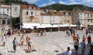 Square of St. Stephen – Hvar town