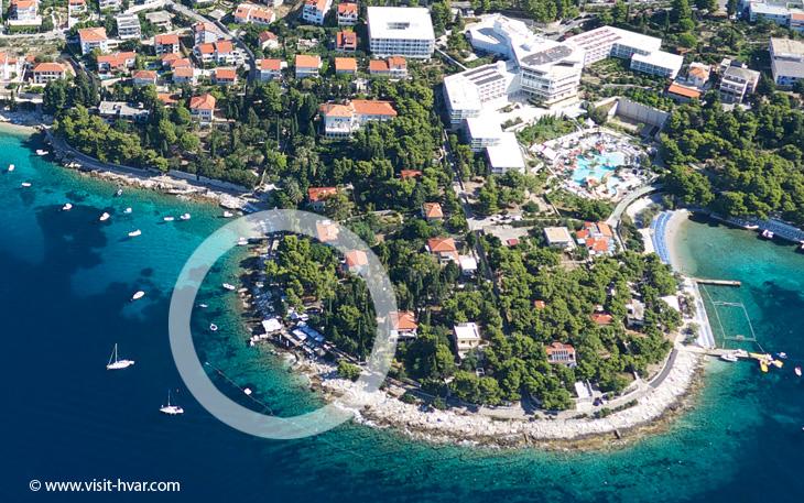 Hula, Hula beach, 5 minute seaside walk from hotel Amfora