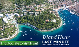 Island Hvar - Last Minute - Special offers & discounts