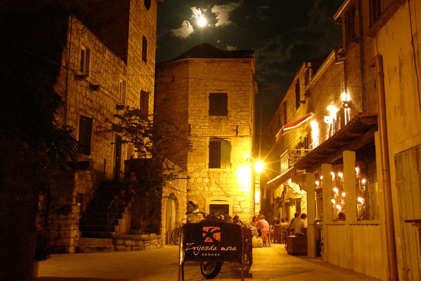 Konoba Zvijezda mora in Stari Grad on the island of Hvar