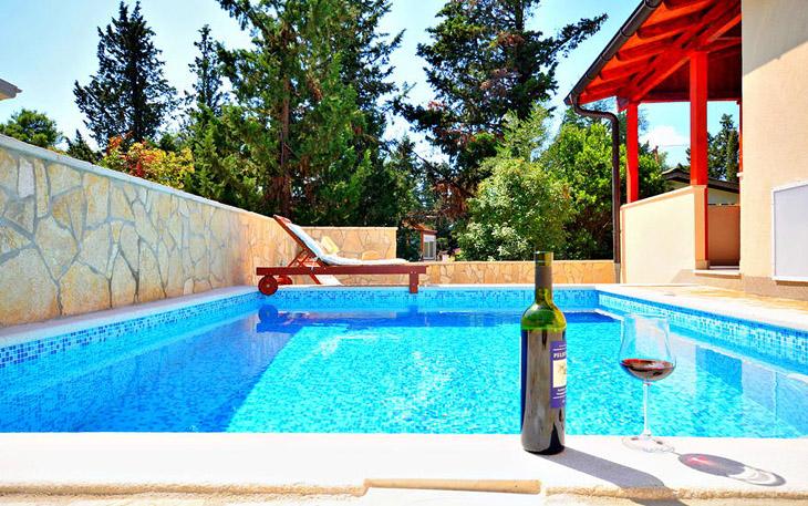 Luxury Villa Agava in Vrboska