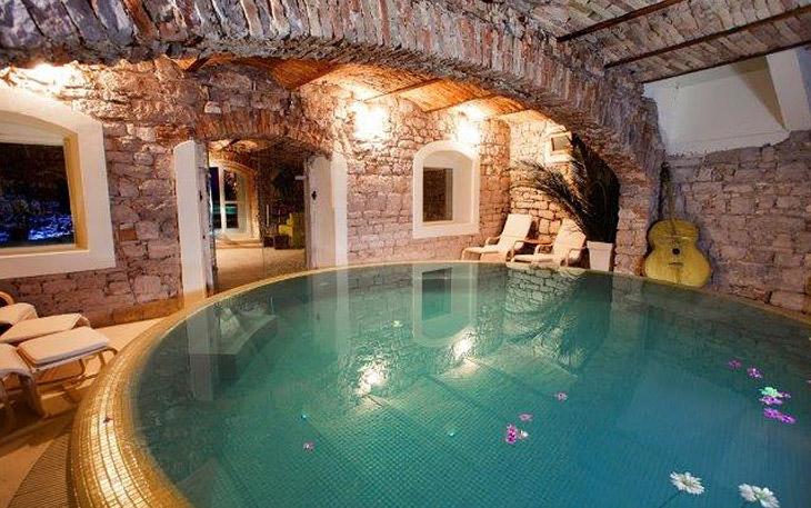 Luxury Villa Vertigo Palace in the heart of Jelsa